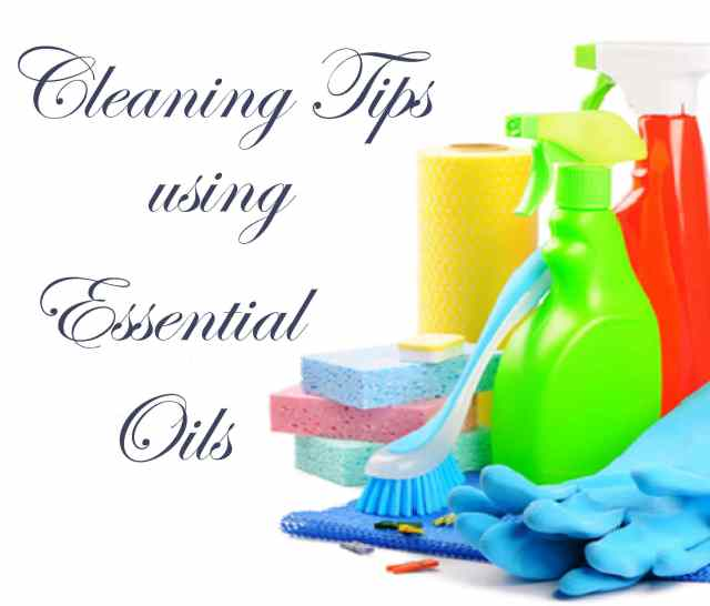Cleaning Tips Pic 2 using Essential OilsJuly2013