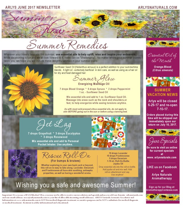 June2017SummerGlowNewsletter