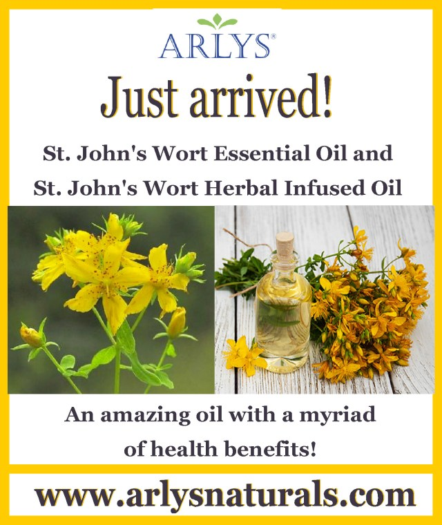 St. Johns Wort Ad August 2017