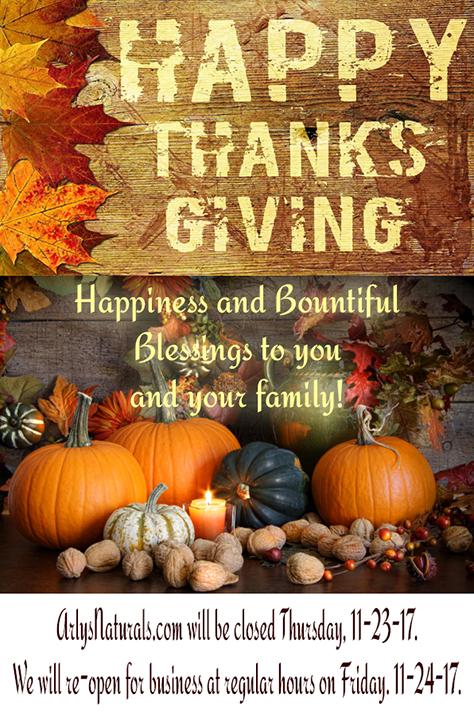 Thanksgiving Nov 2017 Pic1