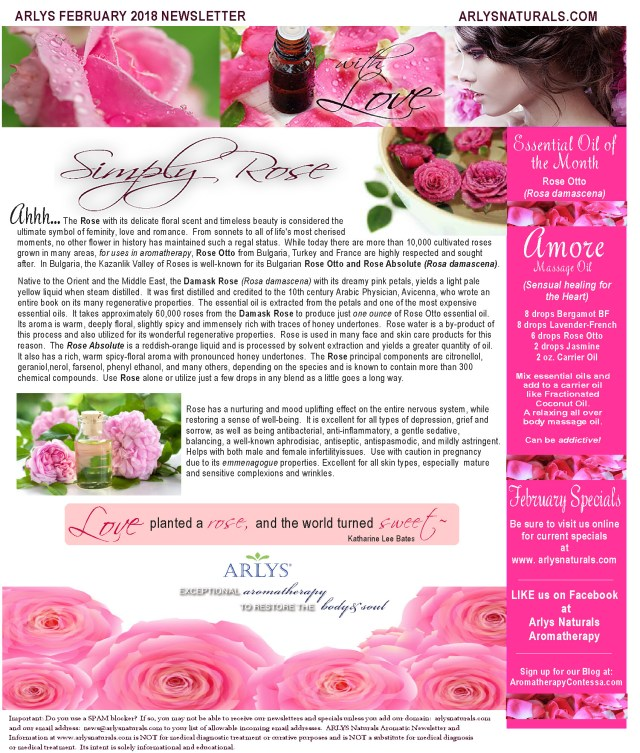 Feb 2018 Rose Newsletterb