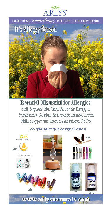 May Allergy Ad