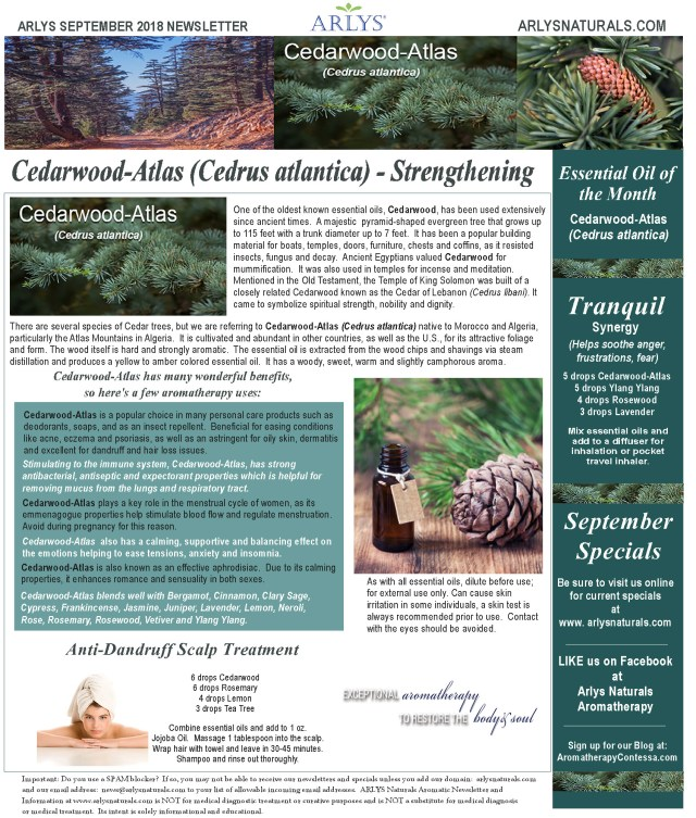 Sept 2018 Cedarwood Newsletter2