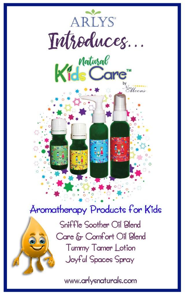 Natural Kids Care Introduction April 2019