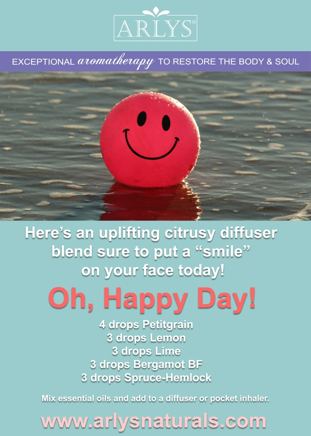 Oh Happy Day May 2019 Recipe