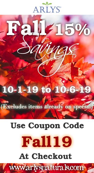 Oct 2019 Fall Savings Ada