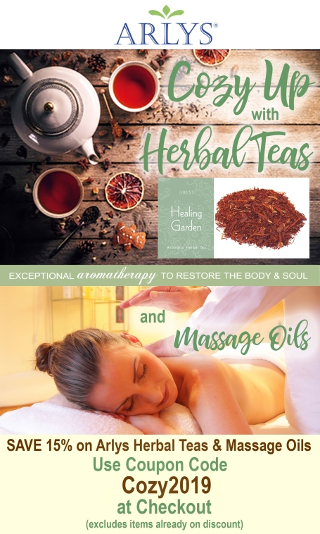 Dec Herbal Teas and Massage Oils Ad1 Large