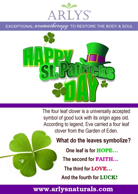 Happy St. Patricks Day March 2020